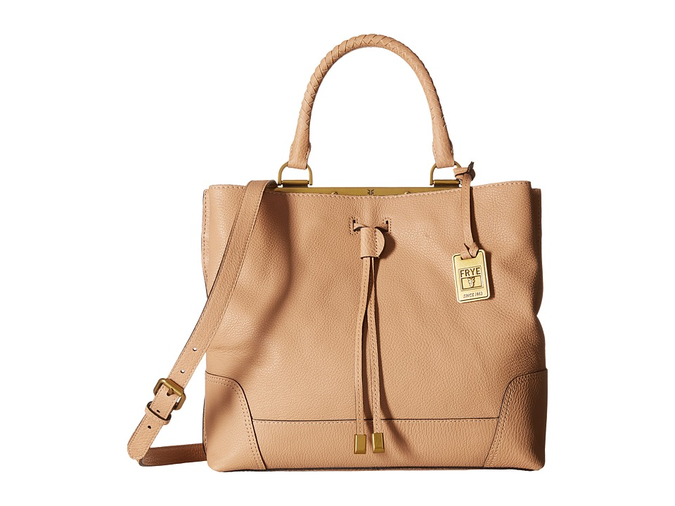 Frye - Fay Drawstring (Natural Goat Leather) Drawstring Handbags