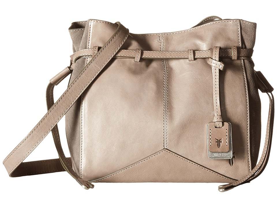 Frye - Sophie Crossbody (Grey Veg Calf Leather) Cross Body Handbags