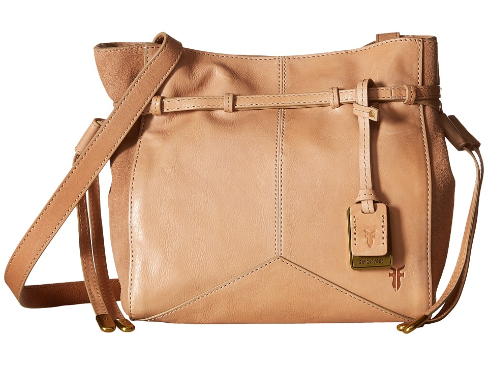 Frye - Sophie Crossbody (Natural Veg Calf Leather) Cross Body Handbags