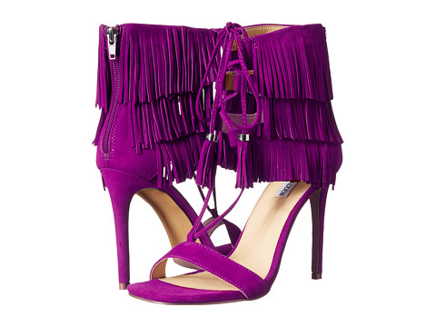 Steve Madden - Shay (Purple Suede) High Heels