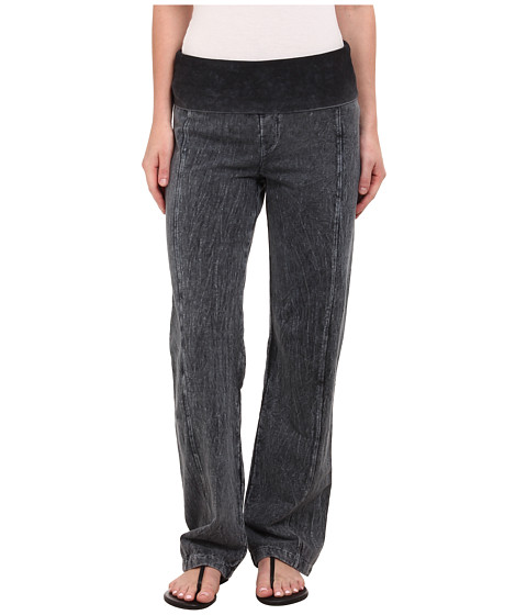 XCVI - Alizeh Pants (Heavy Distressed Black) Women's Casual Pants