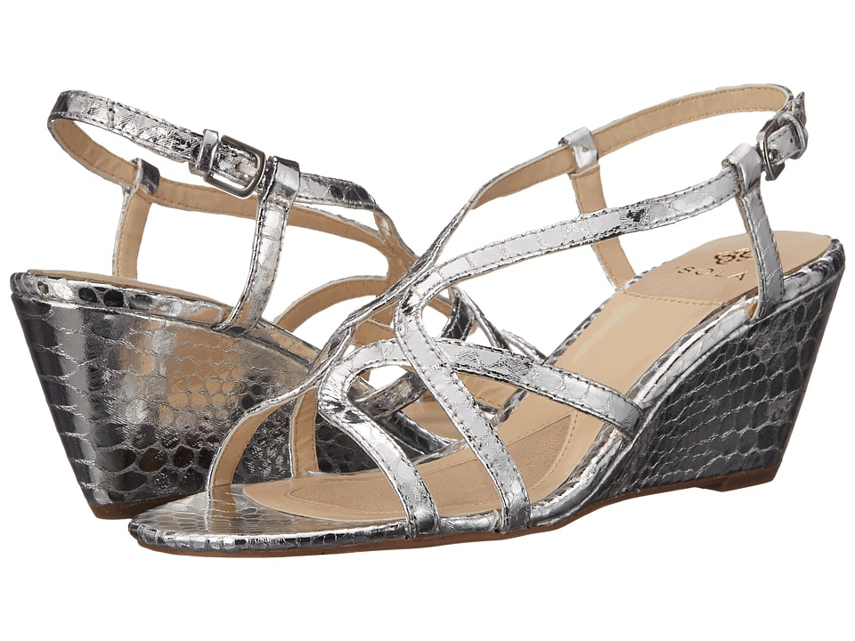 Isola - Fidelia (Silver) Women's Shoes