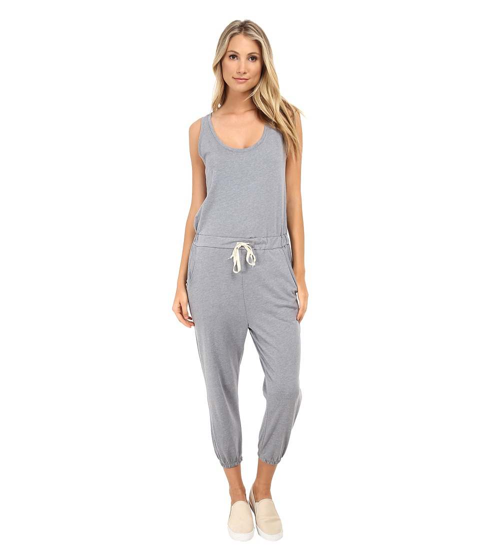 Culture Phit - Ava Jumper (Grey) Women's Jumpsuit & Rompers One Piece