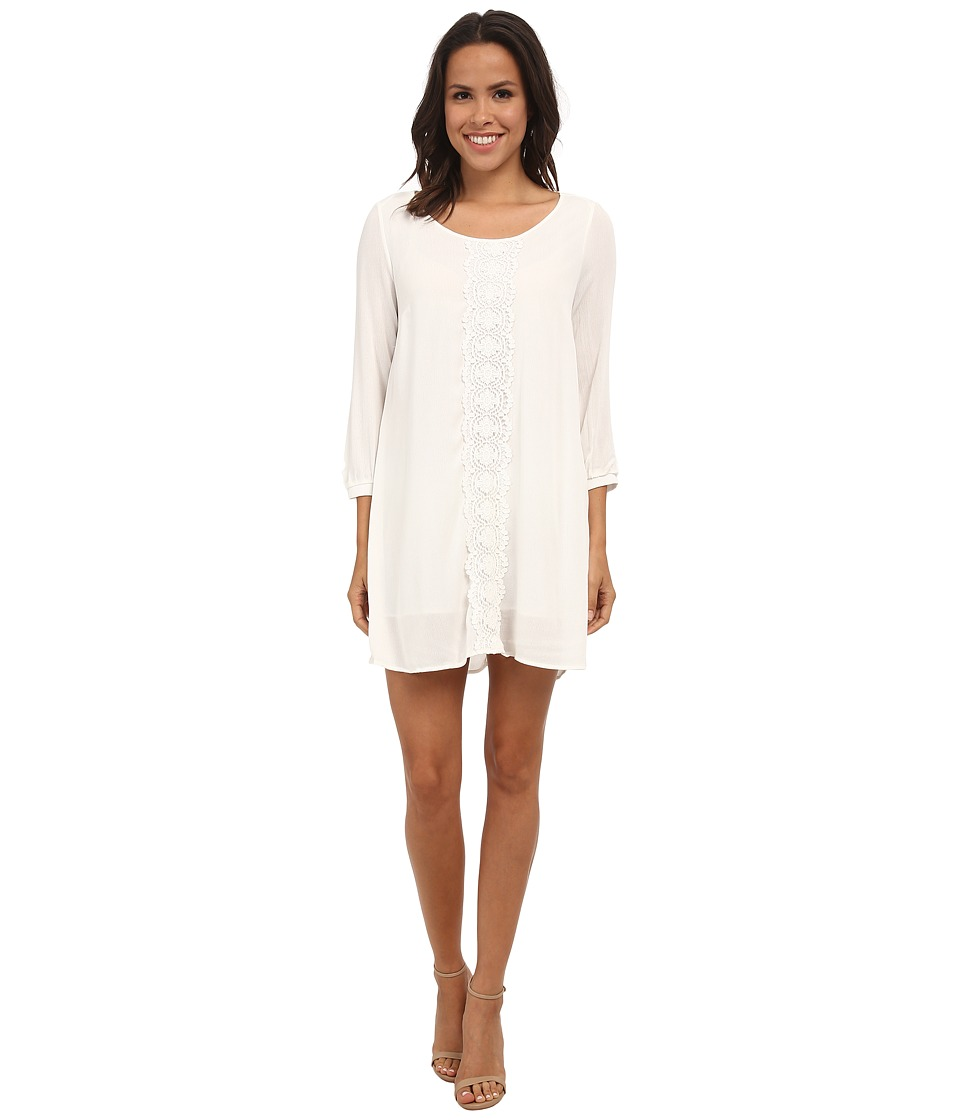 Brigitte Bailey - Brooklyn Lace Dress (Cream) Women