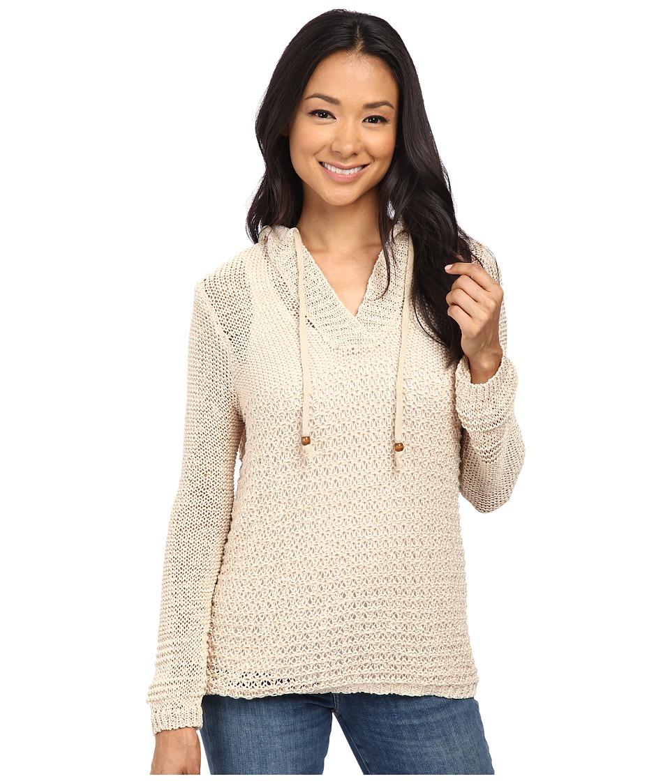 Gabriella Rocha - Amelia Drawstring Hoodie (Taupe) Women's Sweatshirt