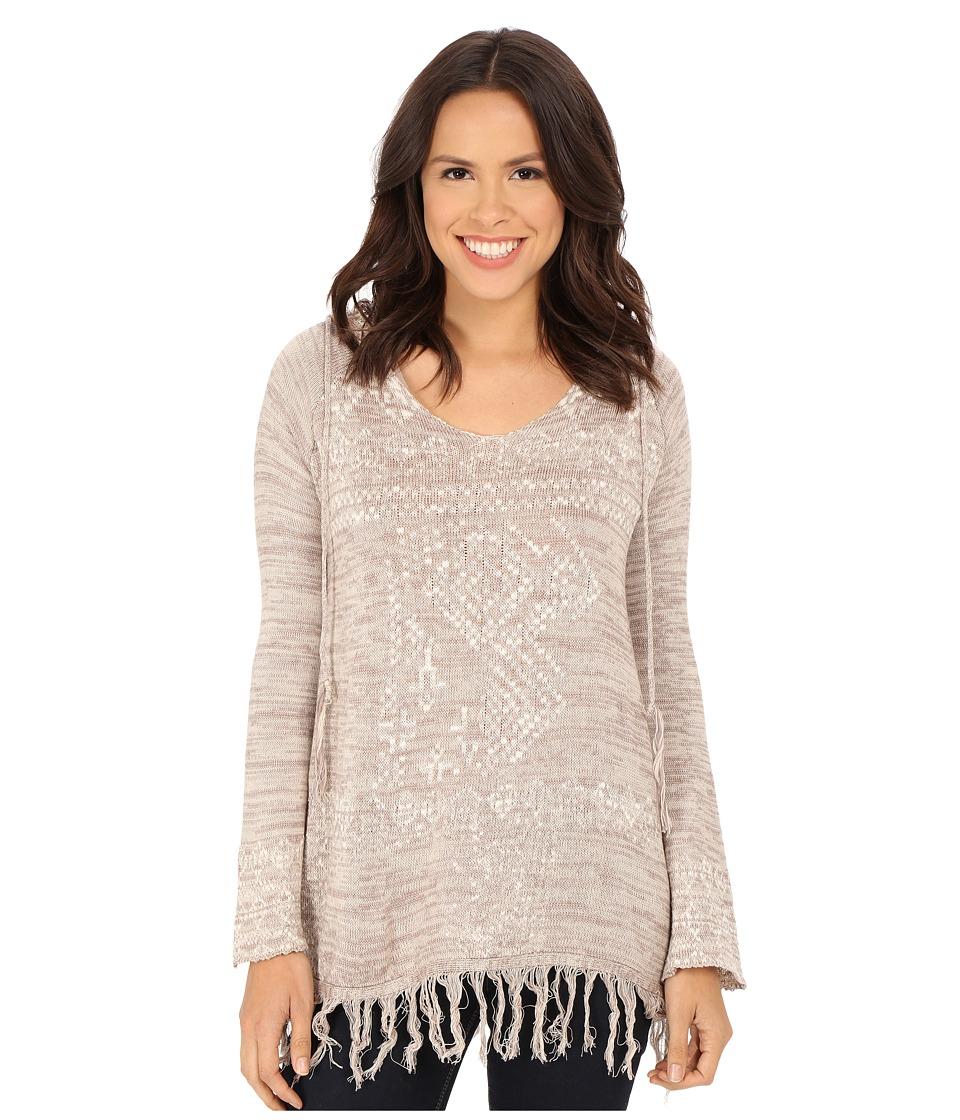 Gabriella Rocha - Maddie Relaxed Hoodie (Blush) Women's Sweater