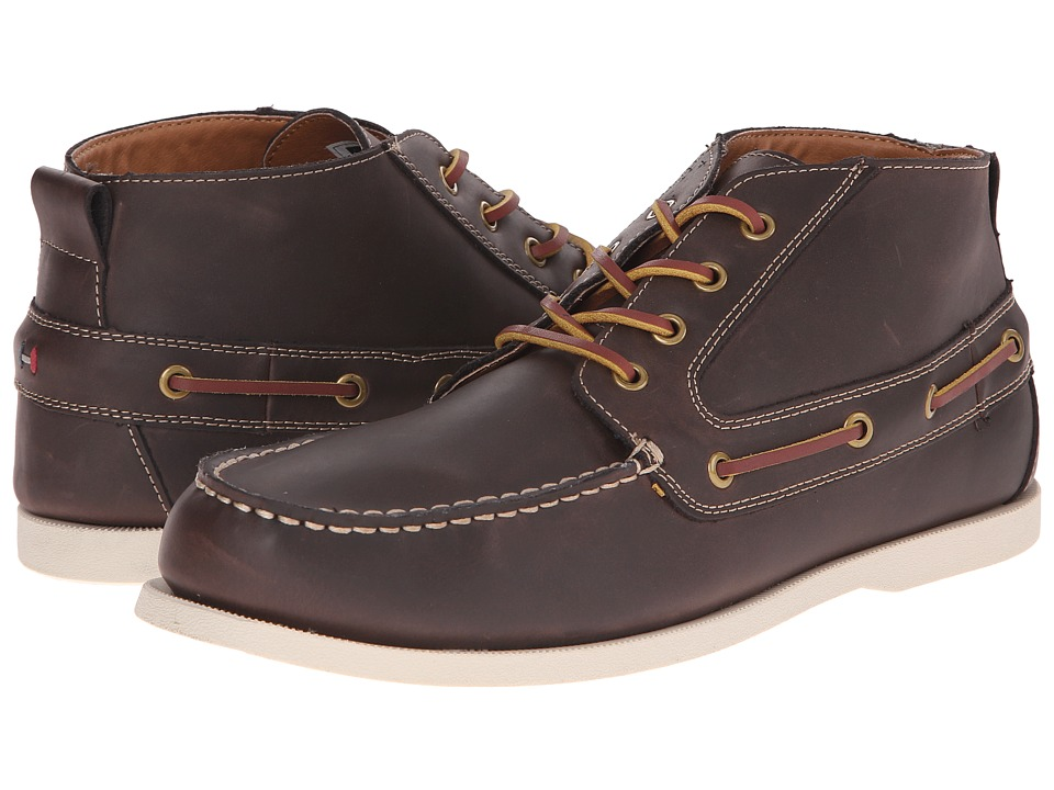 Tommy Hilfiger - Bradley (Brown) Men's Shoes