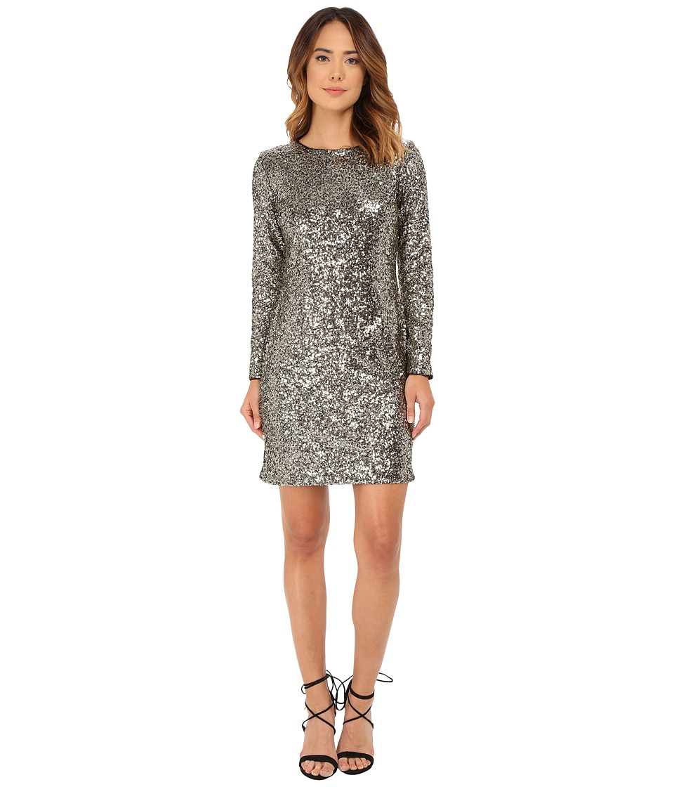 rsvp - Alexis Sequin Dress (Gold) Women's Dress