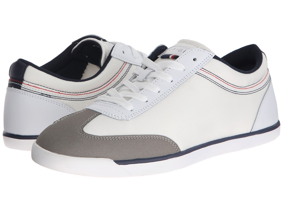 Tommy Hilfiger - Wayne (White) Men's Shoes