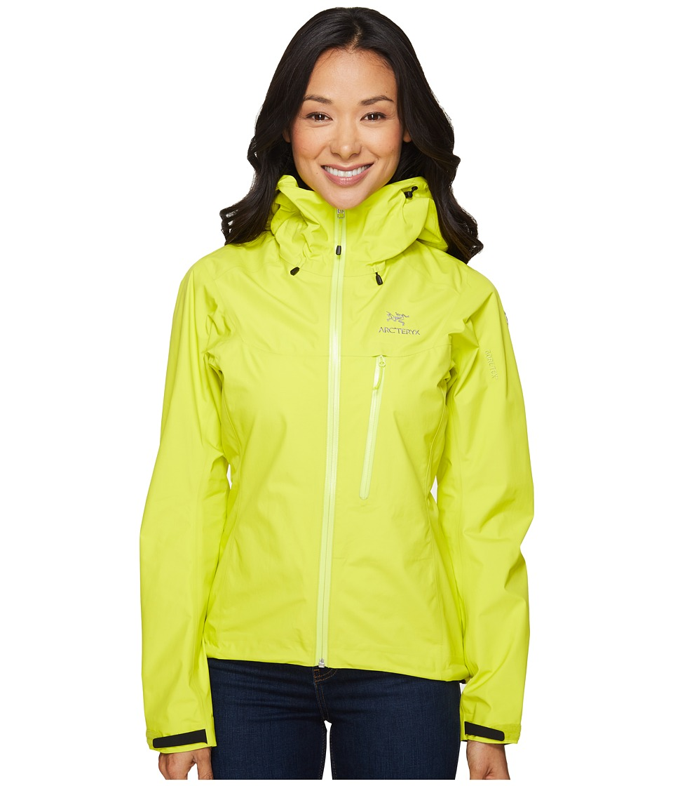 Arc'teryx - Alpha SL Jacket (Euphoria) Women's Coat