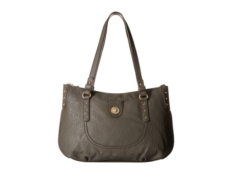Relic - Bridgette Double Shoulder (Grey) Shoulder Handbags