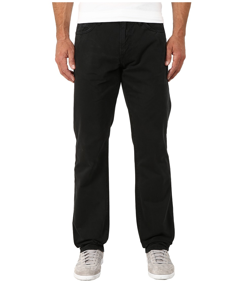 Lucky Brand - 221 Original Straight in Jet Black (Jet Black) Men's Jeans