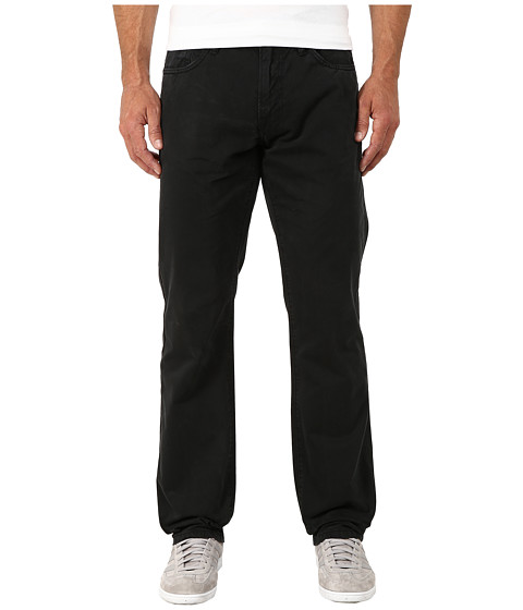 Lucky Brand - 221 Original Straight in Jet Black (Jet Black) Men