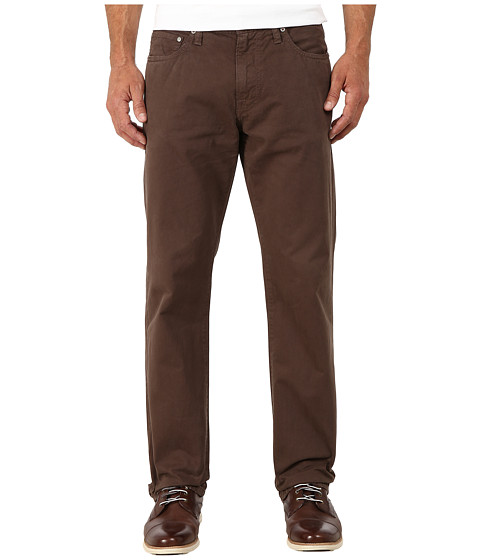 Lucky Brand - 221 Original Straight in Spinach (Spinach) Men