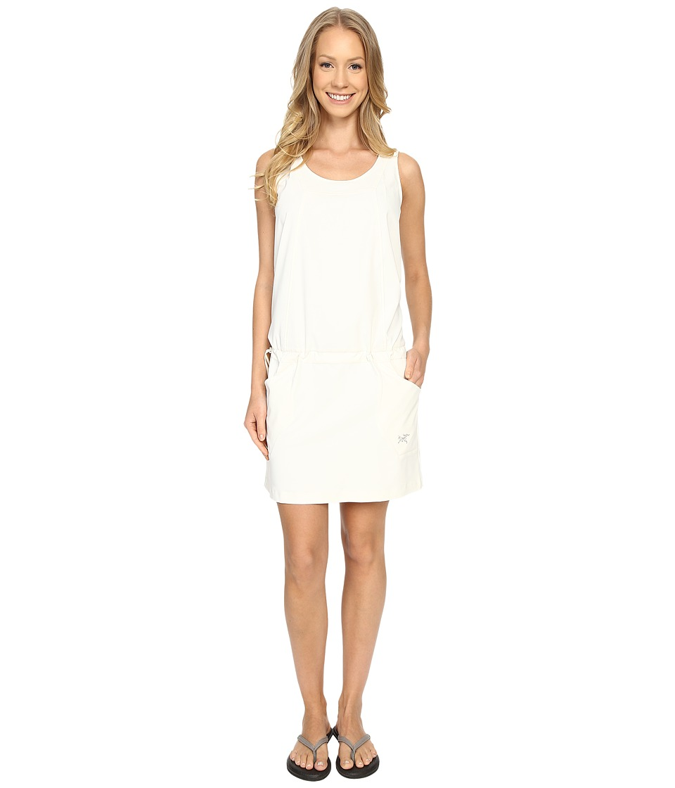Arc'teryx - Contenta Dress (Vintage Ivory) Women's Dress