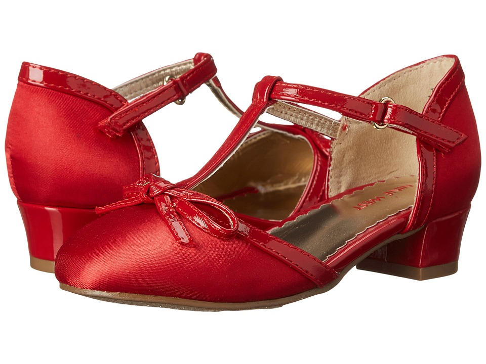 Nine West Kids - Paula (Toddler/Little Kid) (Red) Girl