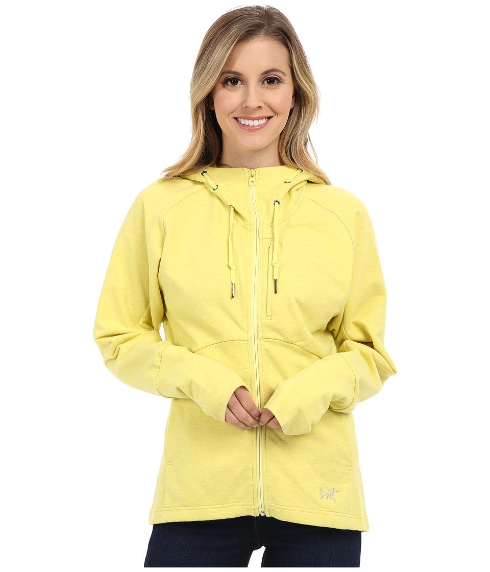 Arc'teryx - Tarsa Hoody (Primrose) Women's Sweatshirt