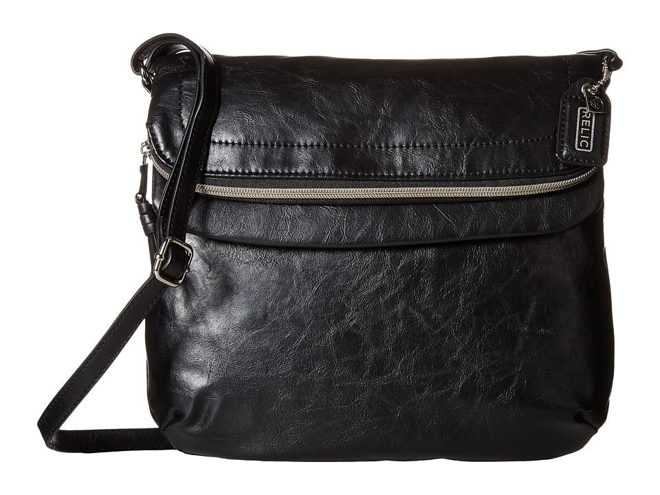 Relic - Cora Crossbody (Black Coffee 1) Cross Body Handbags