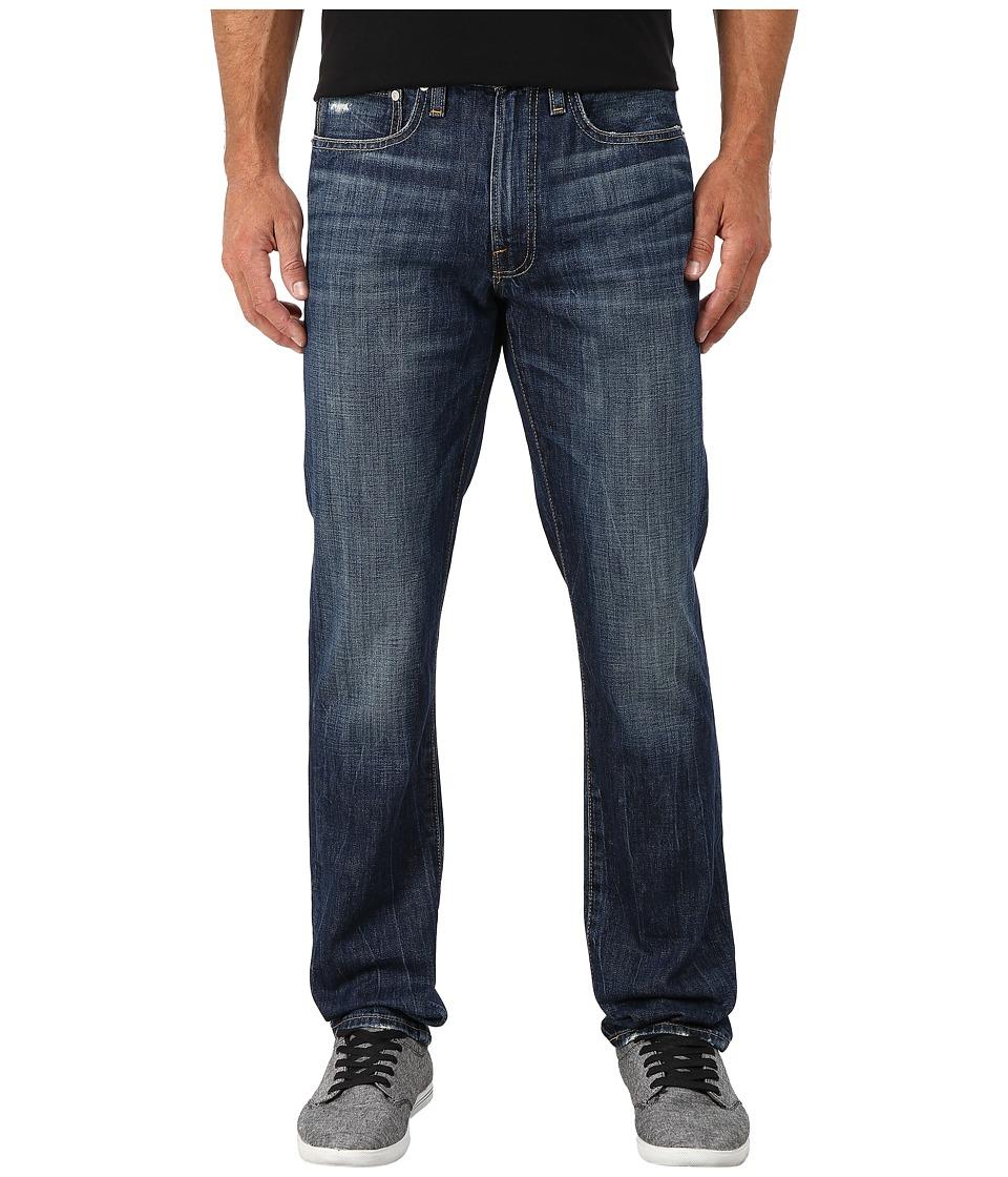 Lucky Brand - 121 Heritage Slim in Kingsburg (Kingsburg) Men's Jeans