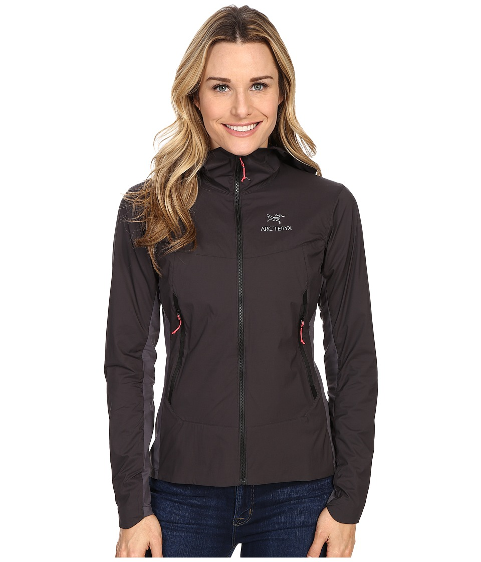 Arc'teryx - Atom SL Hoodie (Carbon Copy) Women's Sweatshirt
