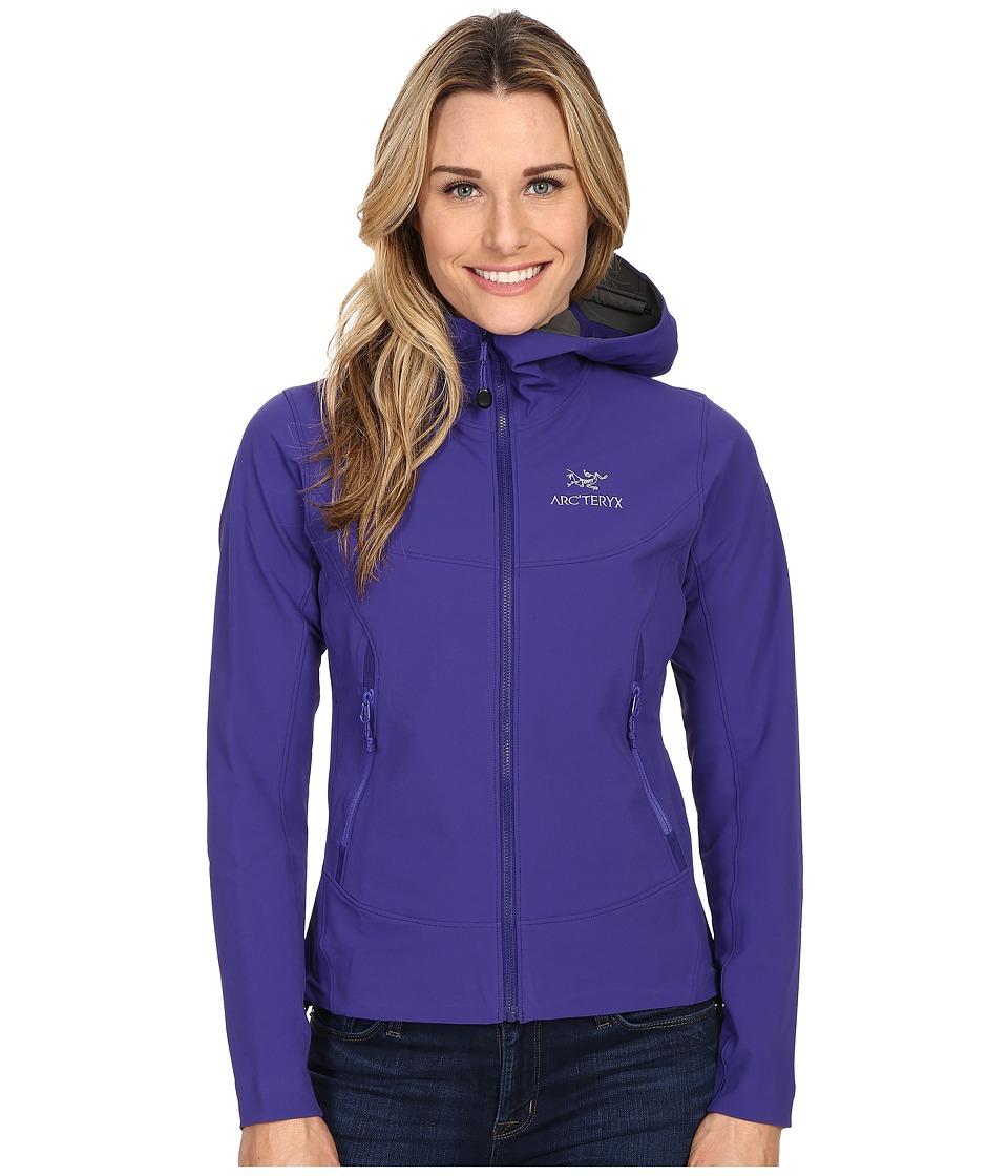 Arc'teryx - Gamma LT Hoodie (Azulene) Women's Sweatshirt