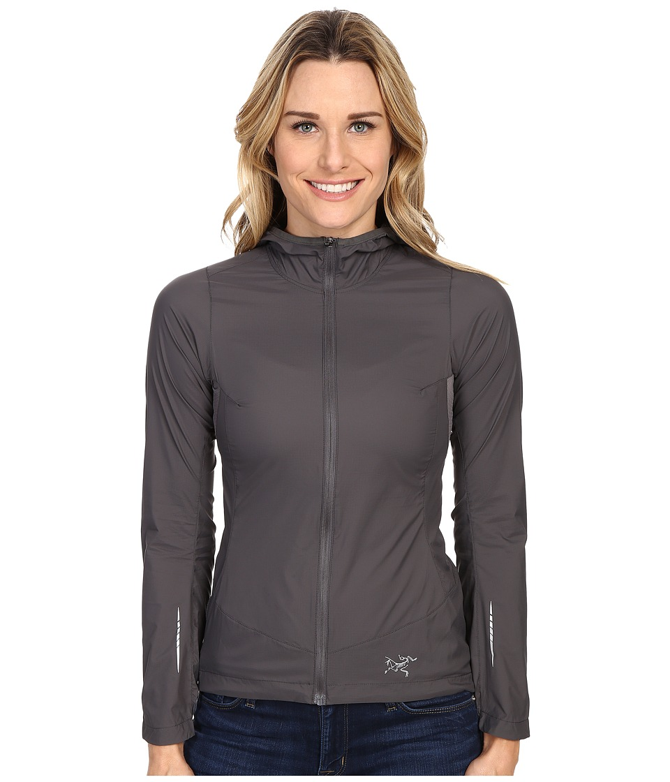 Arc'teryx - Cita Hoodie (Iron Anvil) Women's Sweatshirt