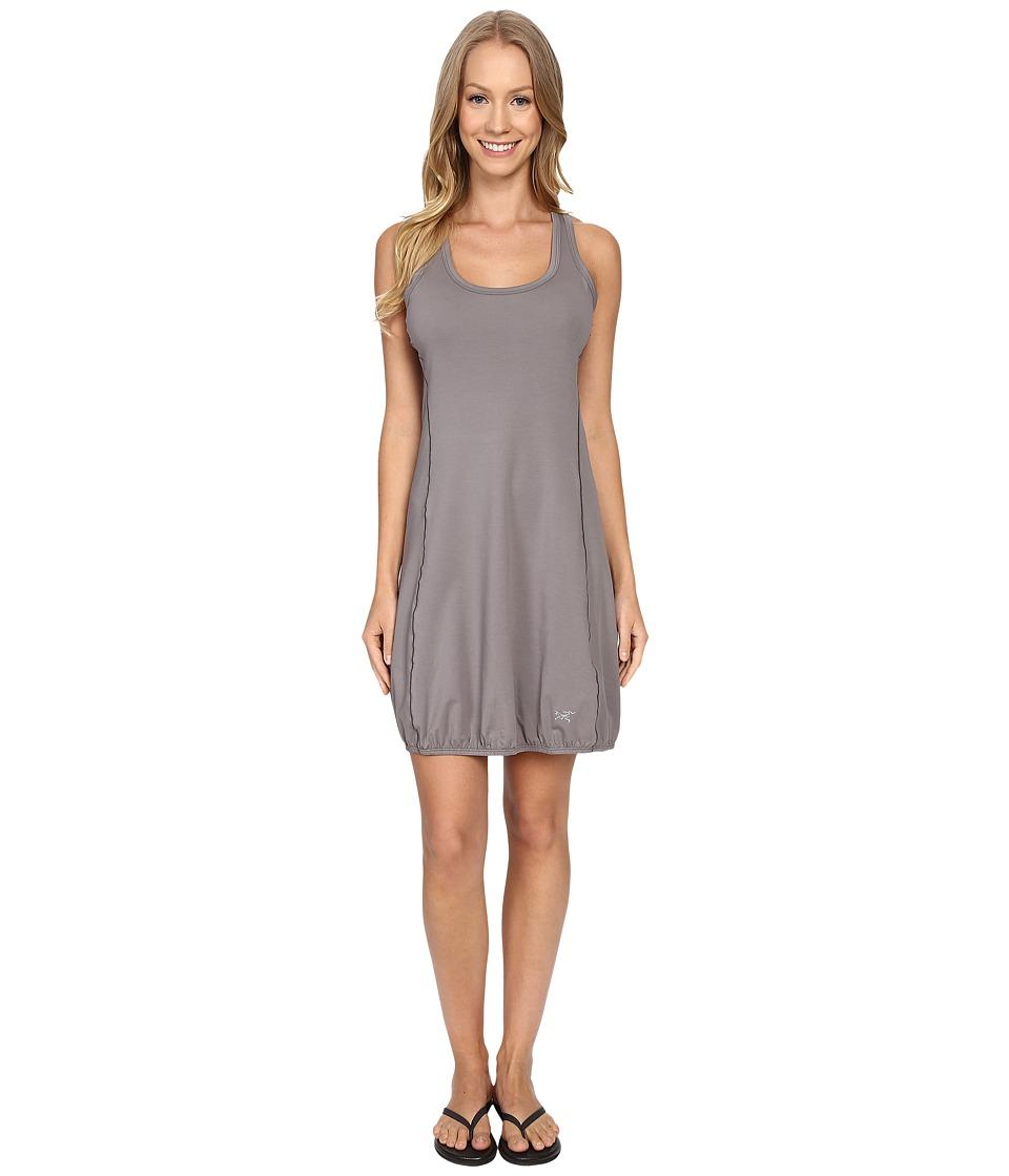 Arc'teryx - Savona Dress (Brushed Nickel) Women's Dress