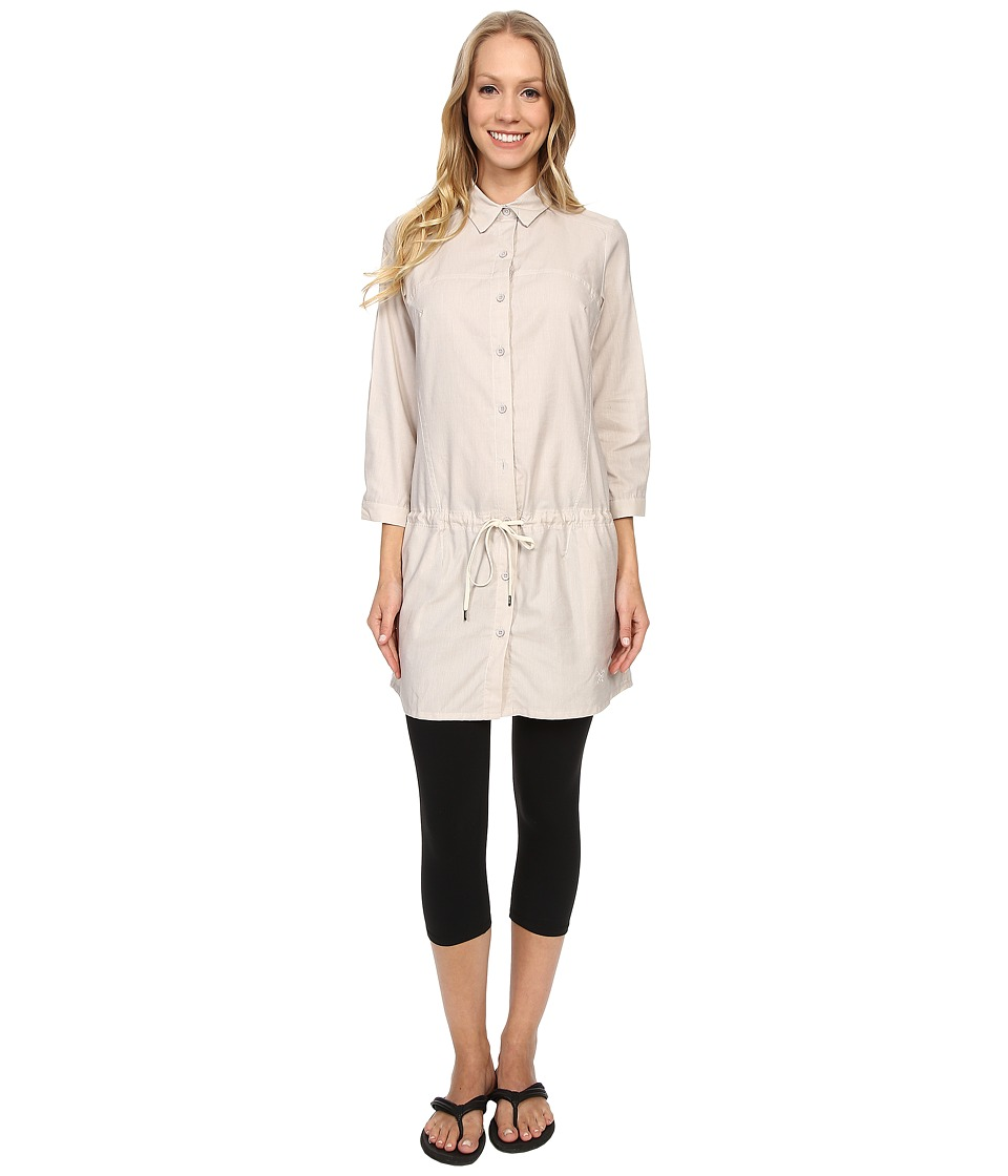 Arc'teryx - Blanchard Tunic (Bone) Women's Blouse