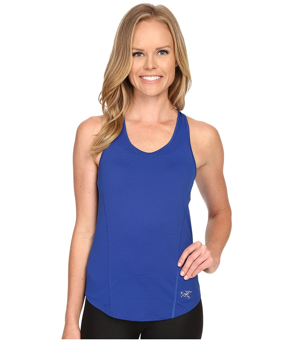 Arc'teryx - Motus Sleeveless (Somerset Blue) Women's Sleeveless