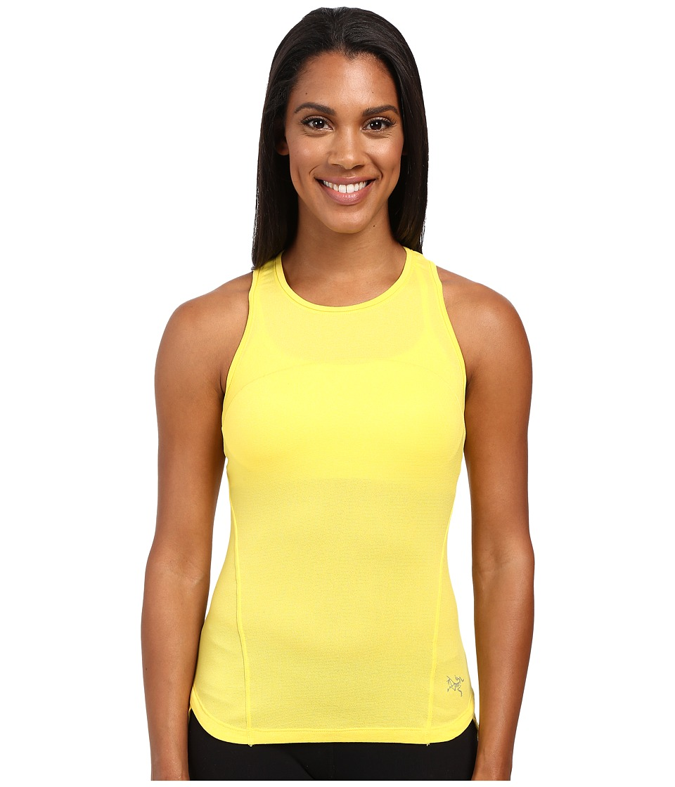 Arc'teryx - Tolu Sleeveless (Daffodil) Women's Sleeveless