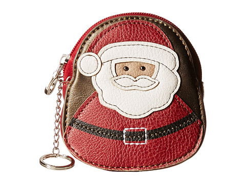 Relic - Caraway Novelty Zip Coin (Red) Coin Purse