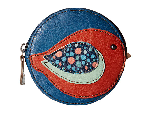 Relic - Caraway Novelty Zip Coin (Bird) Coin Purse