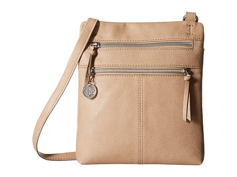 Relic - Finley North South Mini (Tan) Cross Body Handbags