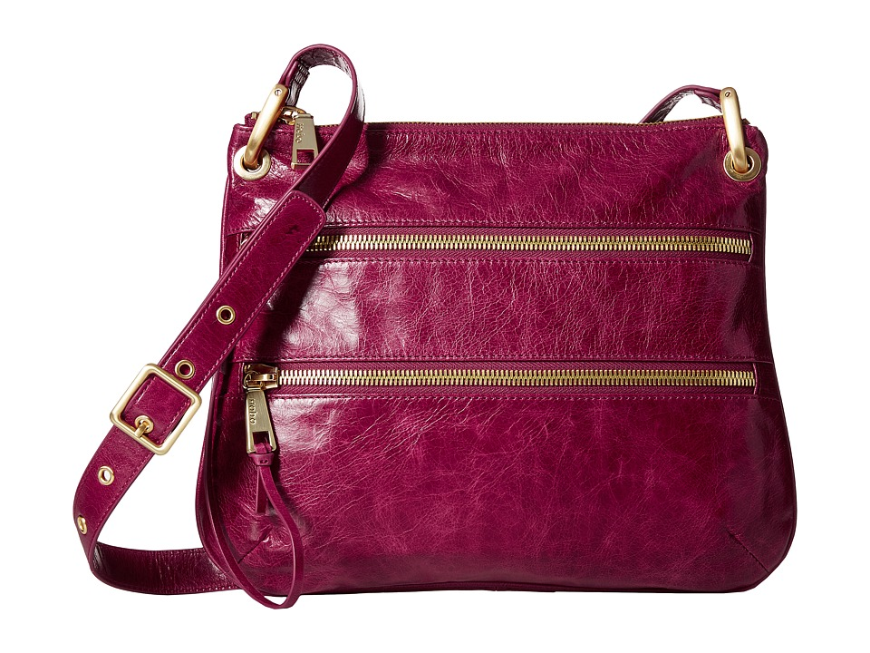 Hobo - Everly (Merlot) Handbags