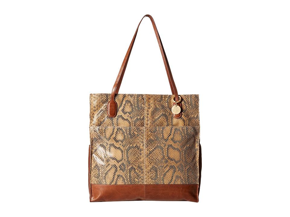 Hobo - Finley (Autumn Python) Tote Handbags