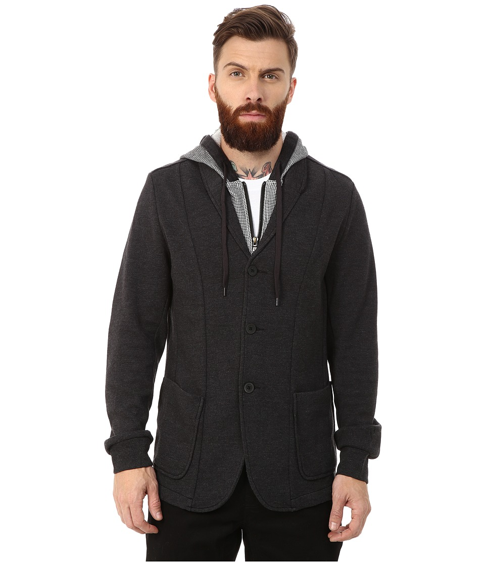 Howe - M22 Knit Blazer (Wall Street) Men's Jacket