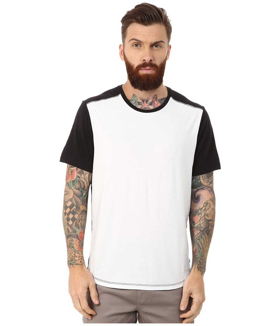 Howe - 5 Seconds Tee (Black/White) Men's T Shirt