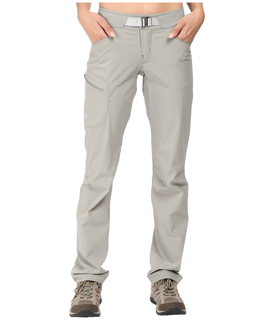 Arc'teryx - Sylvite Pants (Stone) Women's Casual Pants