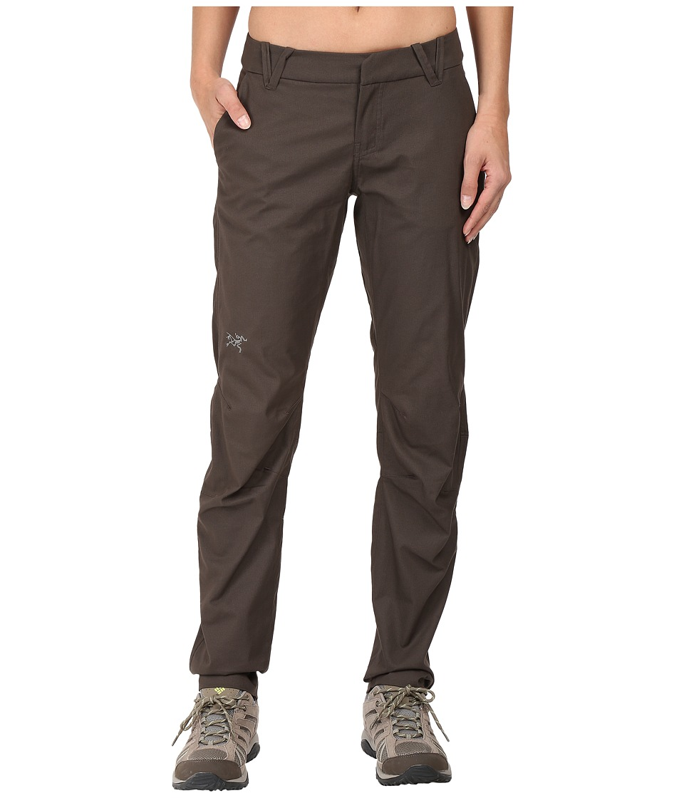 Arc'teryx - A2B Chino Pants (Cast Iron) Women's Casual Pants