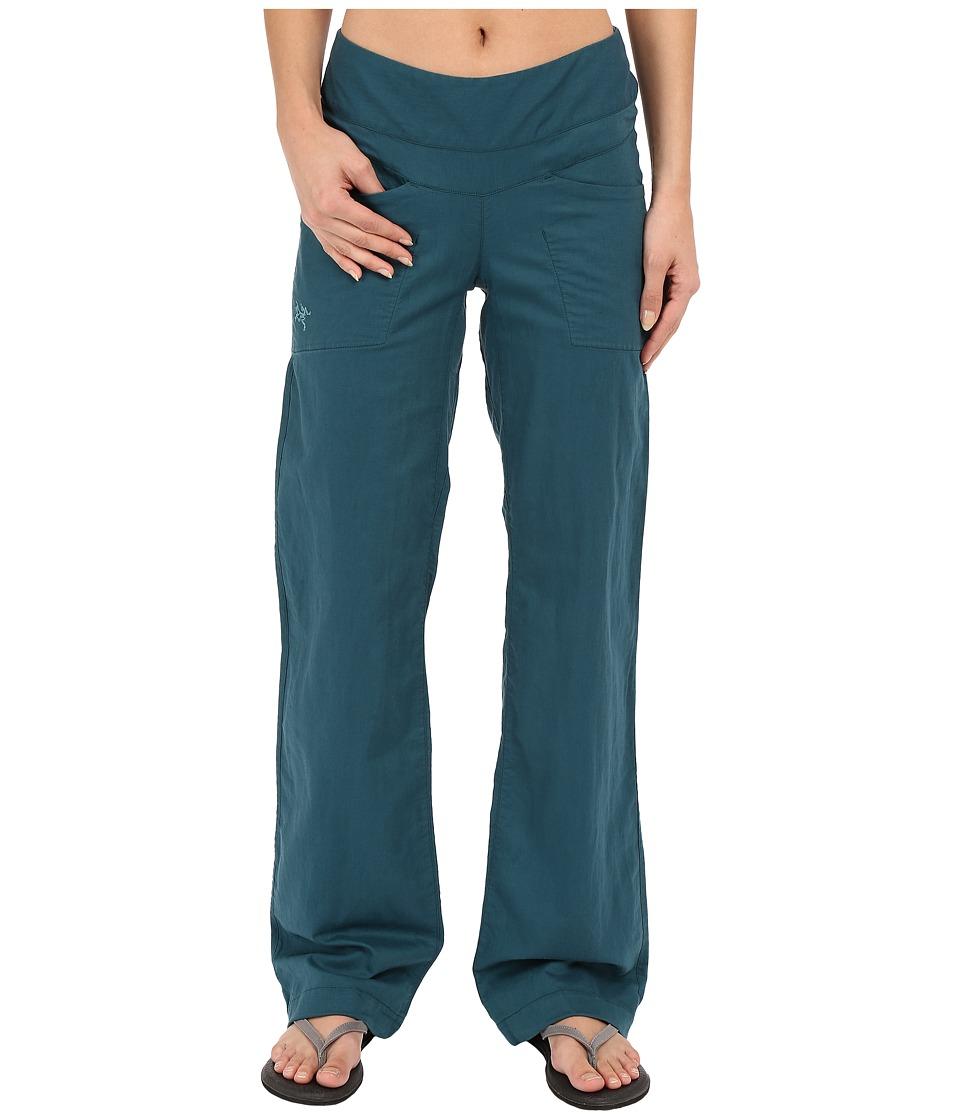 Arc'teryx - Spadina Pants (Balsamea) Women's Casual Pants