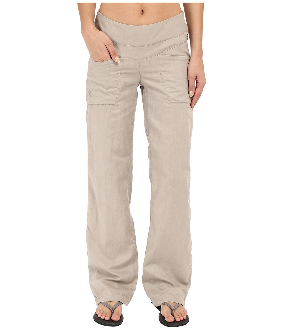 Arc'teryx - Spadina Pants (Bone) Women's Casual Pants