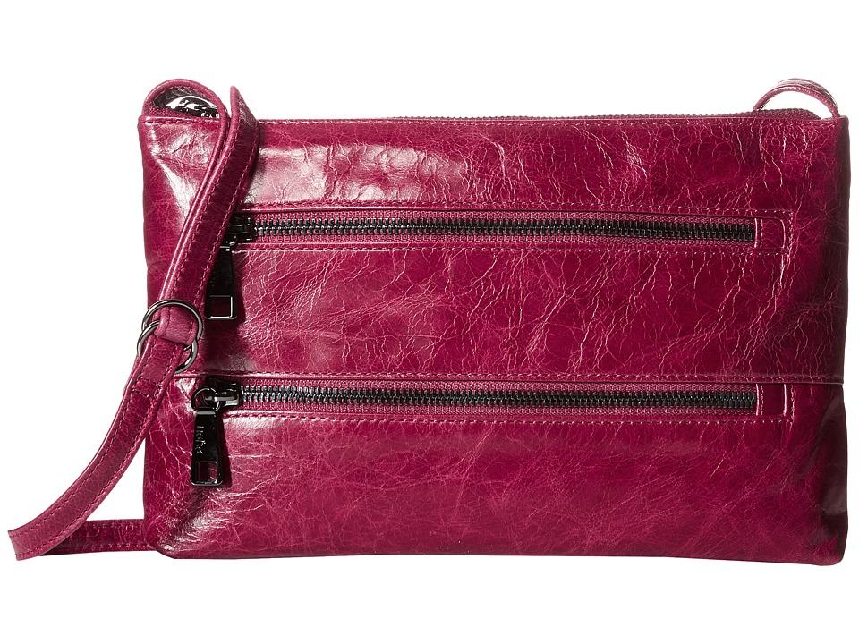 Hobo - Mara (Merlot) Cross Body Handbags