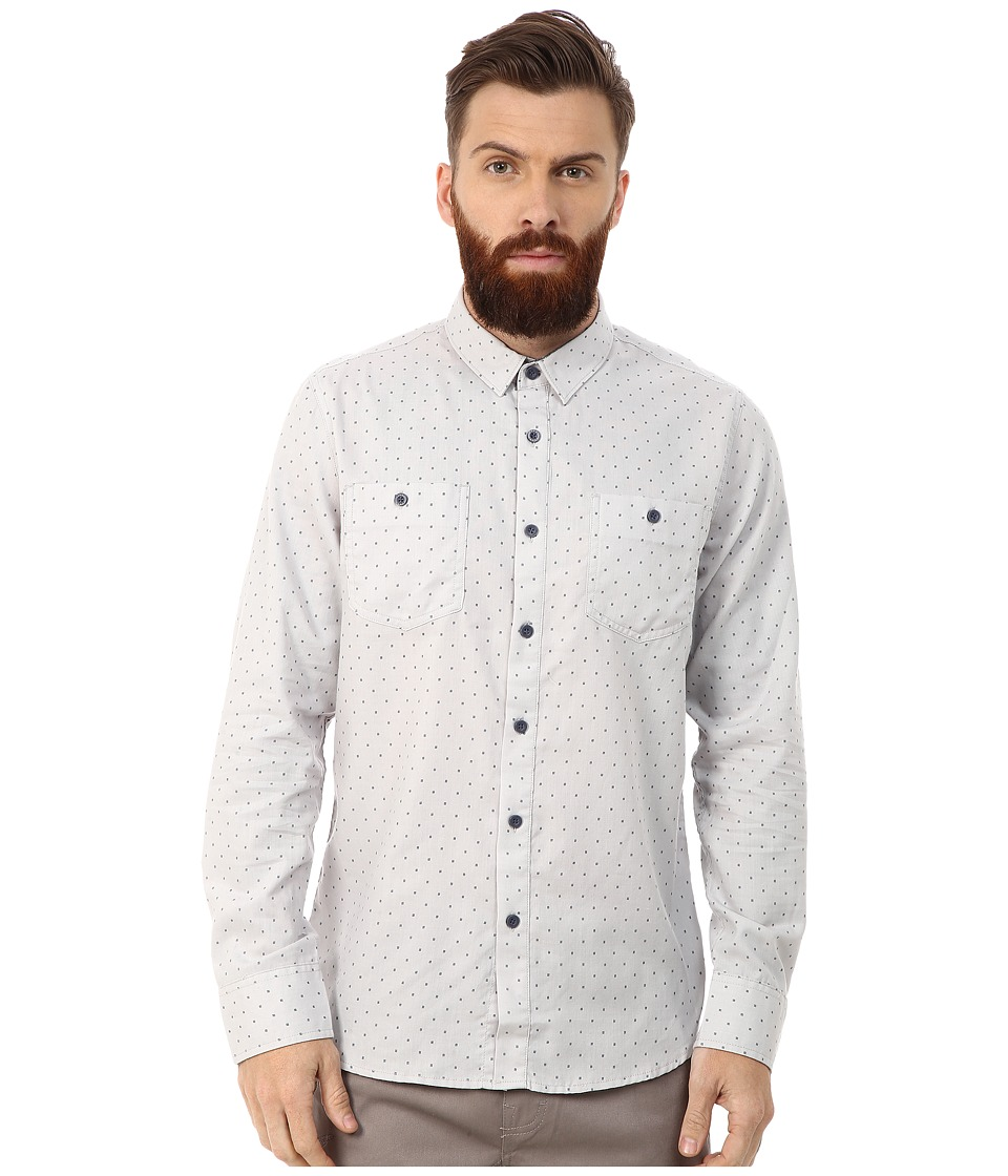 Howe - Hashtag Woven Shirt (Uptown) Men's Clothing