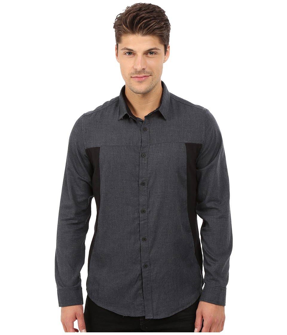 Howe - 40 Mill 3/4 Sleeve Shirt (Wall Street) Men