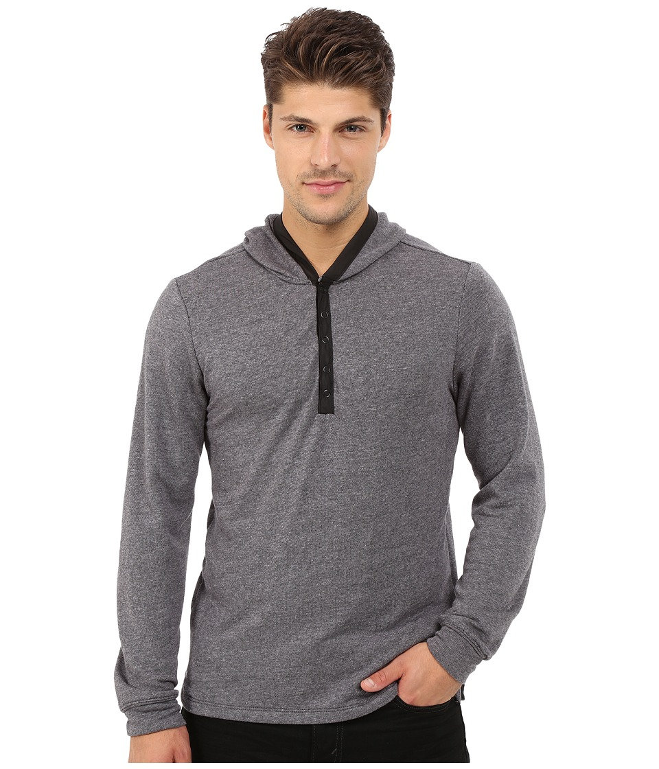 Howe - Long Shoreman Knit Hoodie (Wall Street) Men