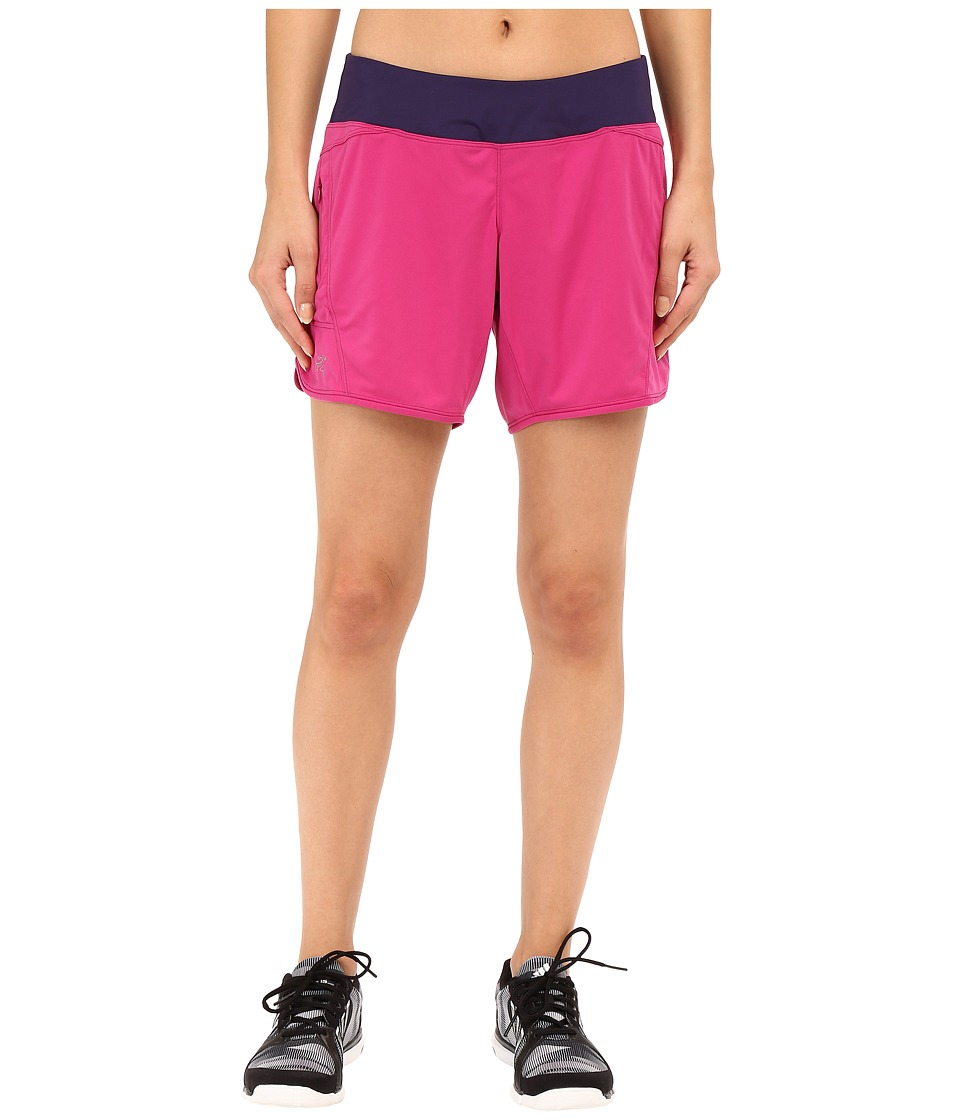 Arc'teryx - Ossa Shorts (Houli Pink) Women's Shorts