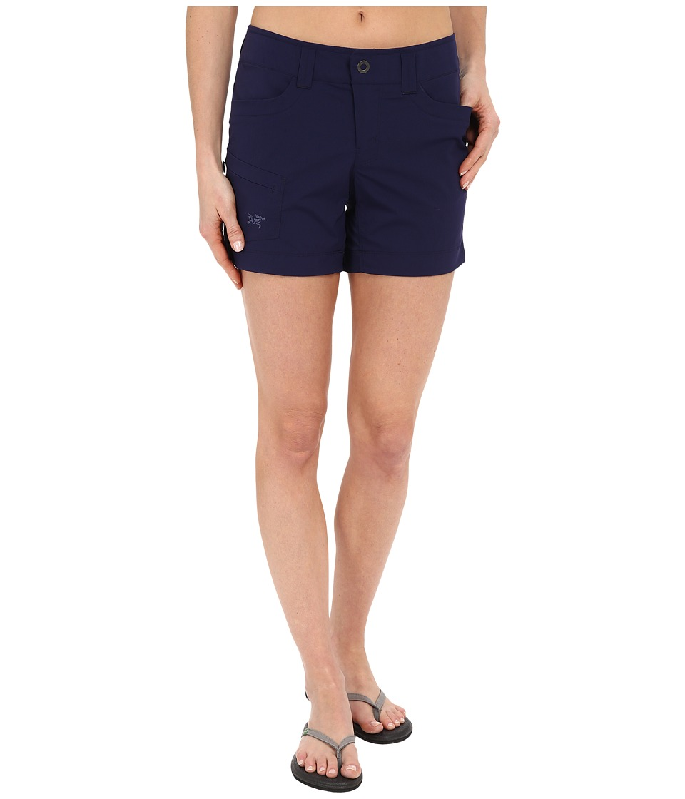 Arc'teryx - Parapet Shorts (Marianas) Women's Shorts
