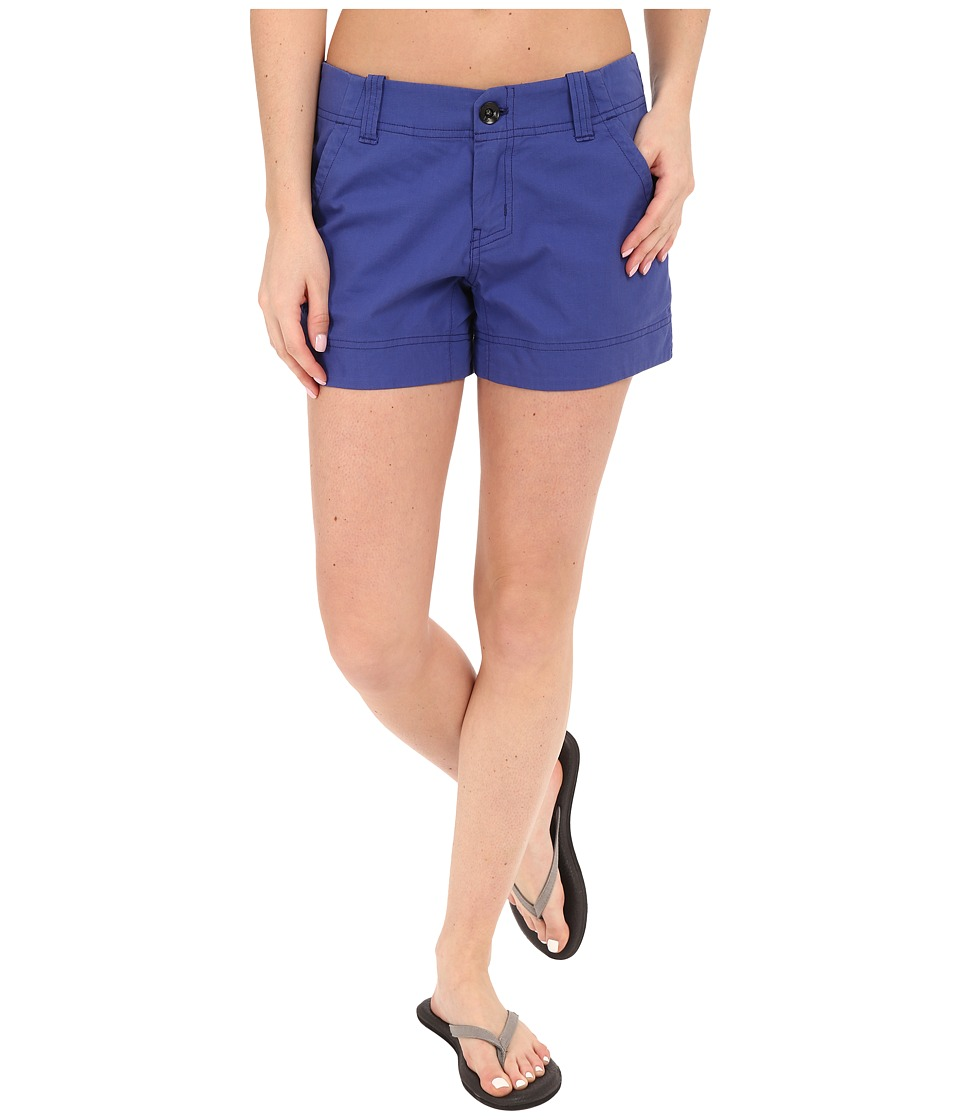 Arc'teryx - Camden Chino Shorts (Clematis) Women's Shorts