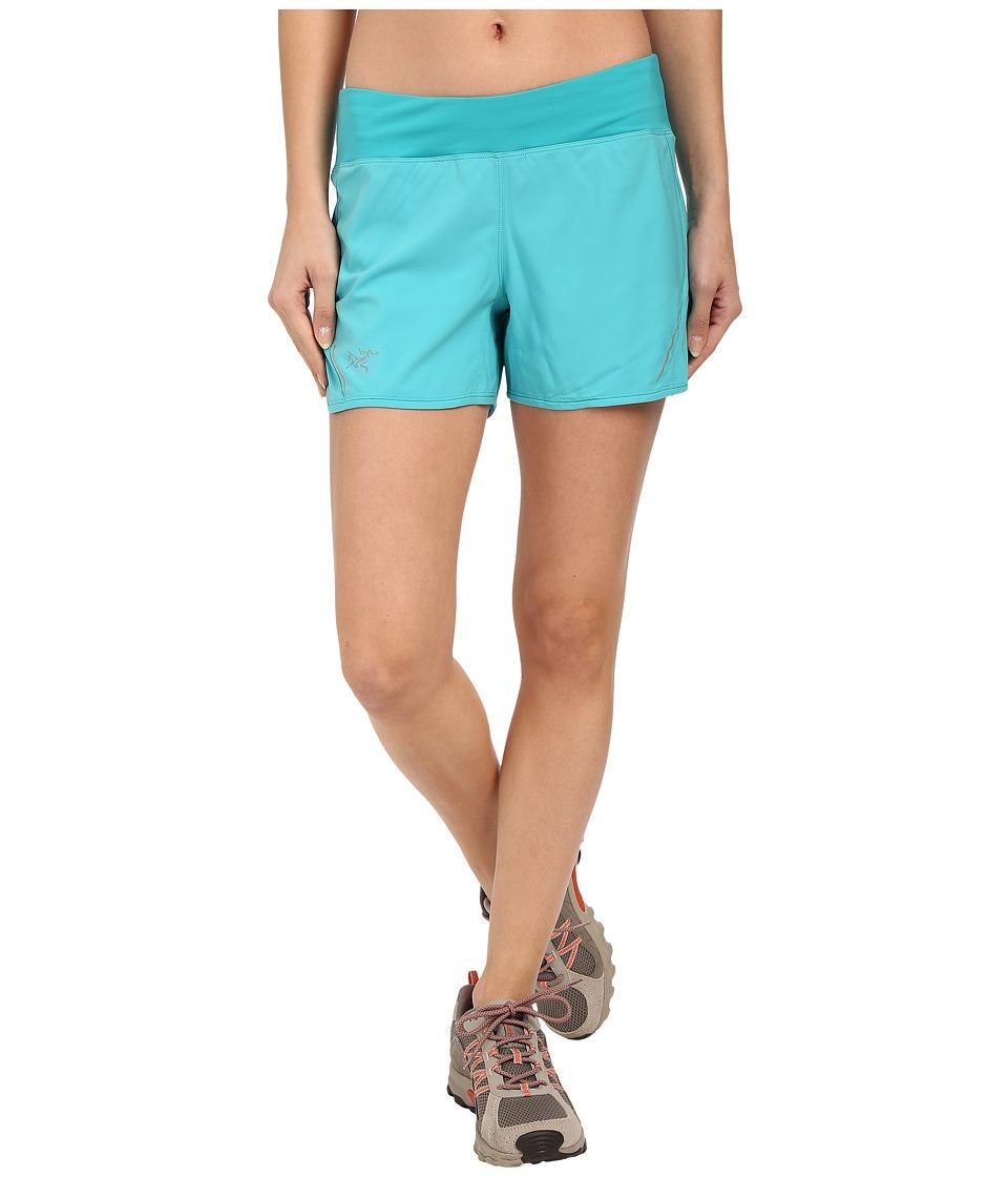 Arc'teryx - Lyra Shorts (Halcyon) Women's Shorts