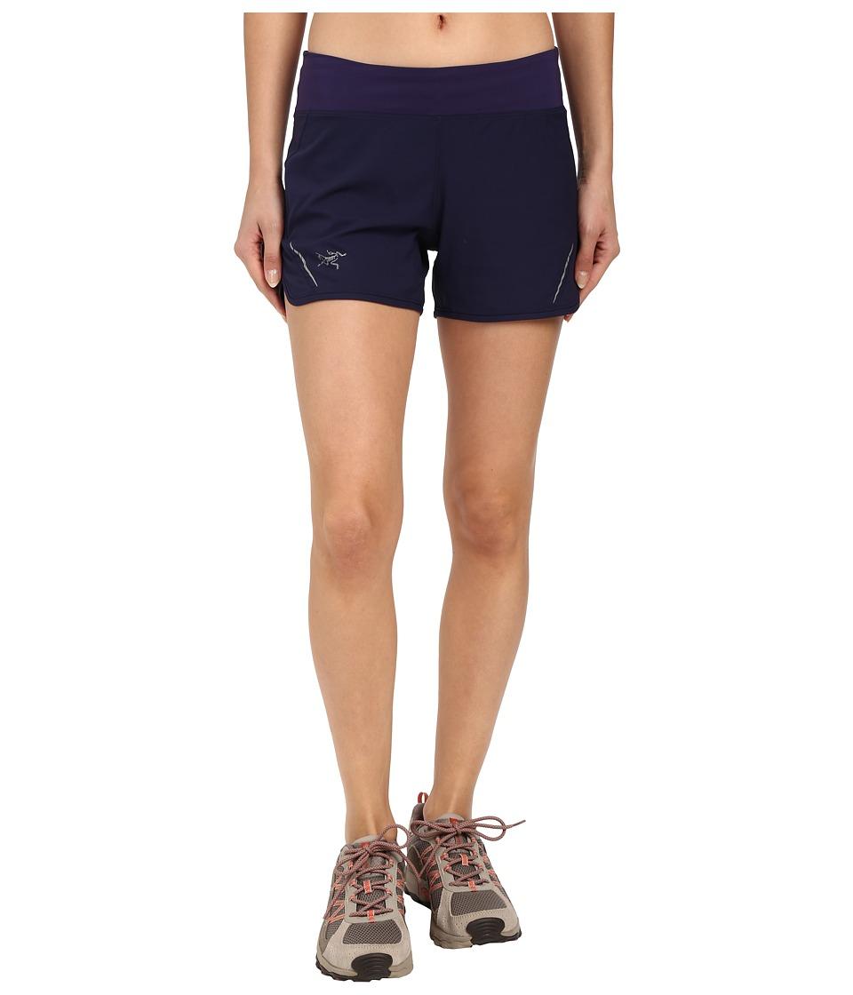 Arc'teryx - Lyra Shorts (Marianas) Women's Shorts